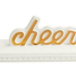 Nora Fleming - Cheers Sign