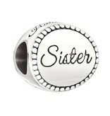 Chamilia Sterling Silver - Sister