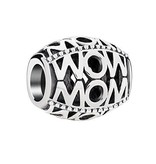 Chamilia Wow Mom - light ox finish
