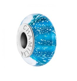 Chamilia Natural Elements-Crystal Waters-Murano Glass