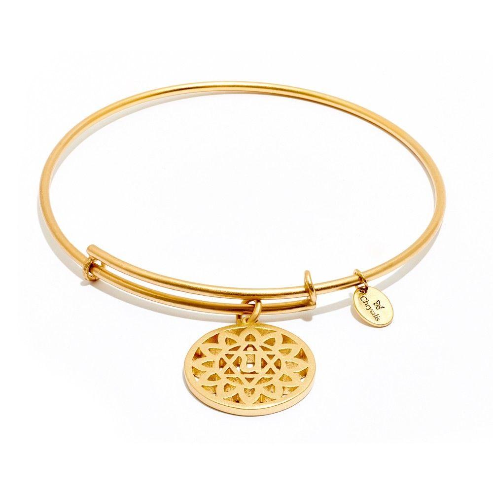 Chakra Collection - Chakra Heart - Gold - Standard Size