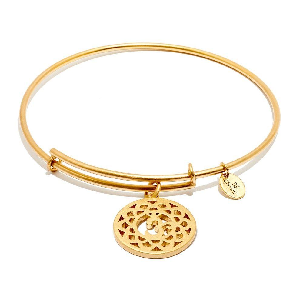 Chakra Collection - Chakra Throat - Gold- Standard Size