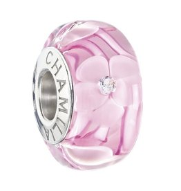 Chamilia Give Back Breast Cancer Bead