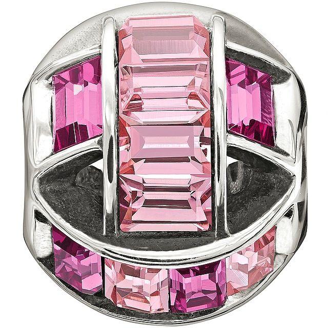 Chamilia Spellbound - Pink Swarovski