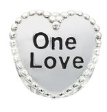 Chamilia Sterling Silver - One Love Candy Heart