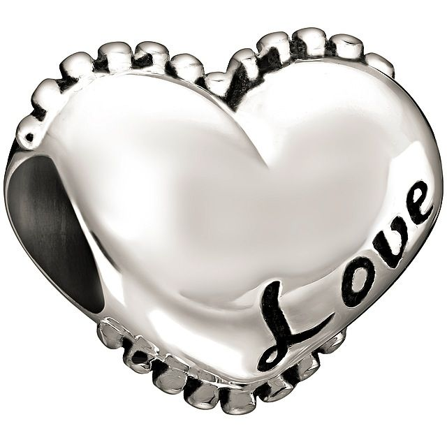 Chamilia Sterling Silver - Love