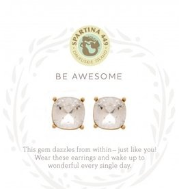 Spartina 449 Sea La Vie Stud Earrings Awesome/Crystal