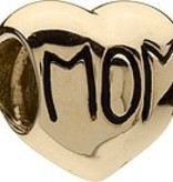 Chamilia 14K Gold - Mom Heart