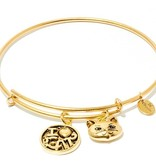 Chrysalis Friends & Family Collection - I Love Cat - Small Size - GoldBAN