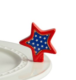 Nora Fleming - Patriotic Star Mini