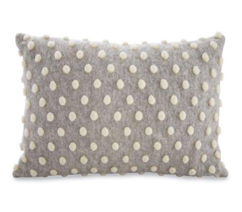 Lumbar Pom Pom Pillows