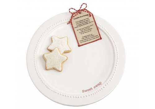 Cookie Exchange Plate Set