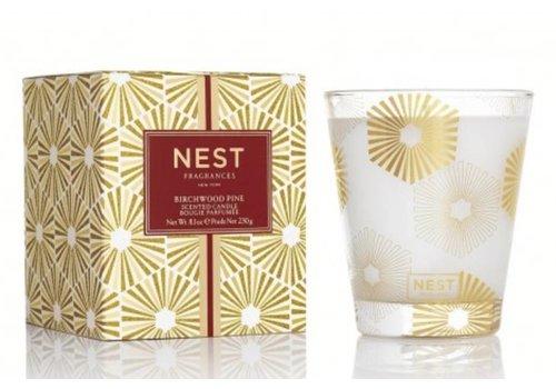 Nest Fragrances Birchwood Pine Classic Candle 8.1 oz.
