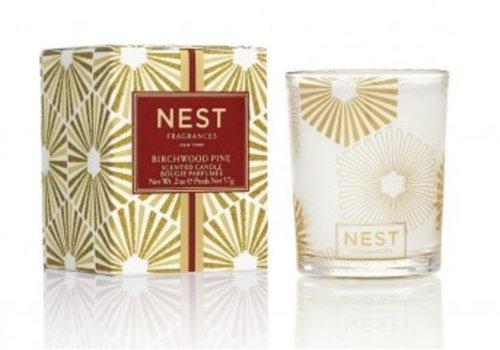 Nest Fragrances Birchwood Pine single votive candle