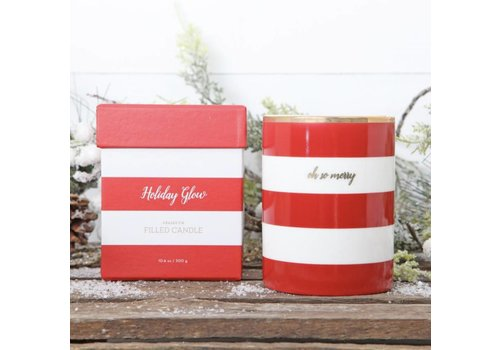 Two's Company Fraser Fir Scented Candles