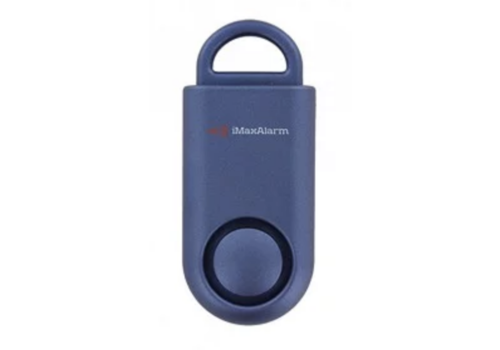 The Grommet (IMaxAlarm) Personal Security Alarm-Blue