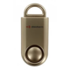 The Grommet (IMaxAlarm) Personal Security Alarm-Gold