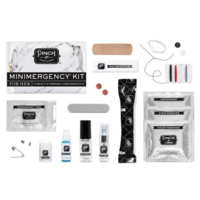 White Marble- Minimergency Kit for Her
