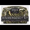 Swirl Black and Gold- Minimergency Kit for Her