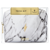 White Marble Midi Tech Kit