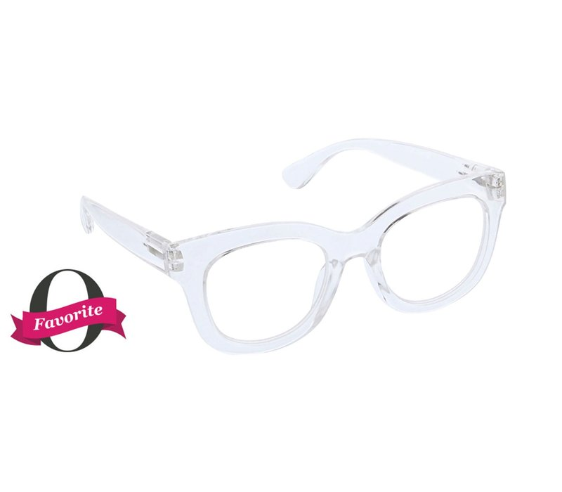 Center Stage-Clear Readers +1.00