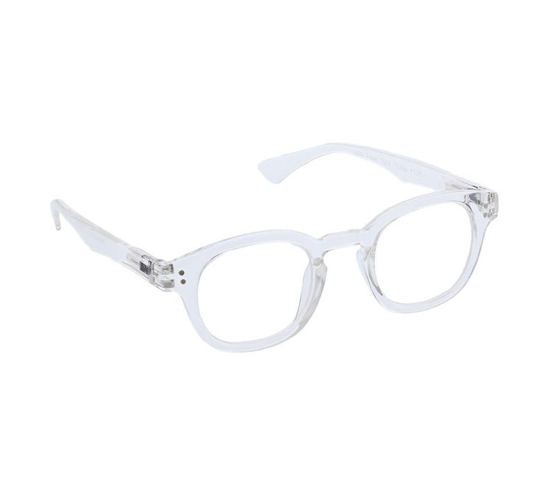Center Stage-Clear Readers +2.00