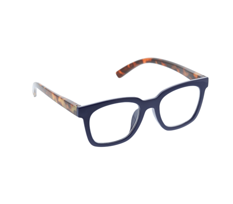 To the Max-Navy/Tortoise +2.50