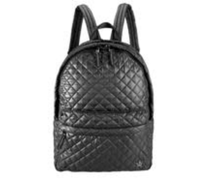 24+7 Large Laptop Backpack Black