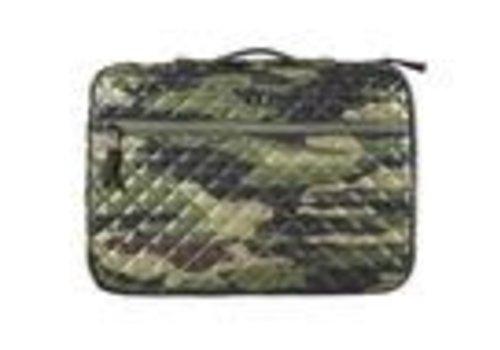 Oliver Thomas Sidekick Laptop Case Green Camo