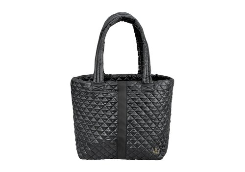 Oliver Thomas Large Wingwoman Tote- Black