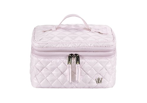 Oliver Thomas Not a Trainwreck Cosmetic Case-Petal Pink