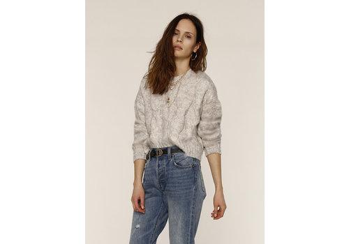 Heartloom Alden Sweater-Doe