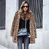 Lost + Wander Long Leopard Coat