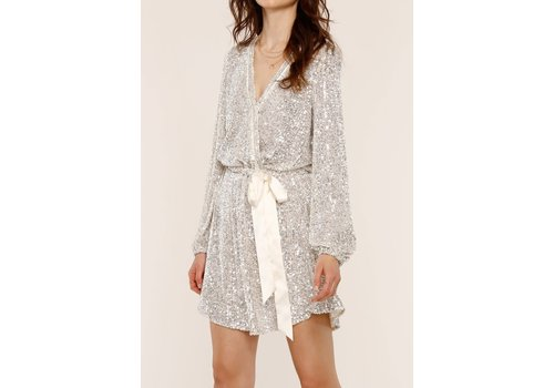 Heartloom Dani Dress Silver