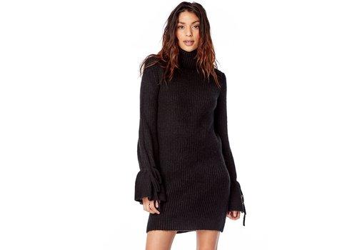 Lost + Wander Dream Catcher Dress-Black