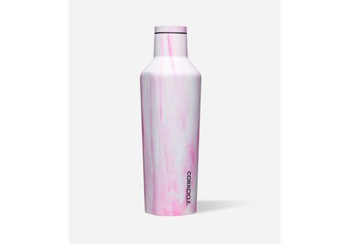 16oz Canteen Pink Marble