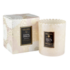 Santal Vanille Boxed Scalloped Candlepot