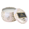 Santal Vanille Mini Decorative Tin Candle