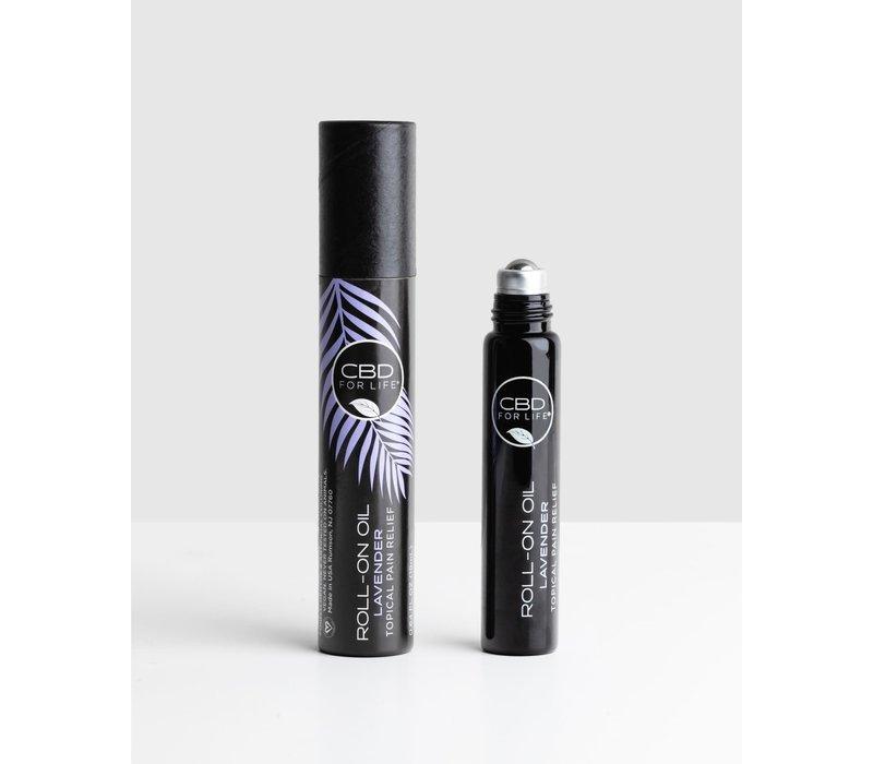 Pure CBD Roll on Oil-Lavender