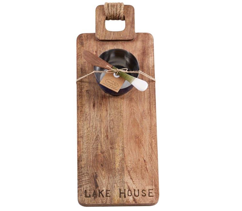 Lake House Board Set