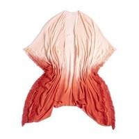Vida Dip Dye Kimono- Coral