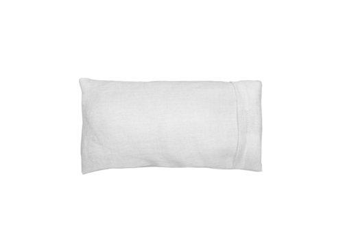 Ivory Linen Case Eye Pillow
