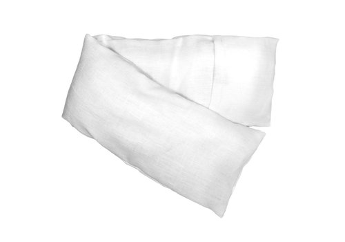 Ivory Linen- Hot/Cold Back & Neck Flaxseed Pack