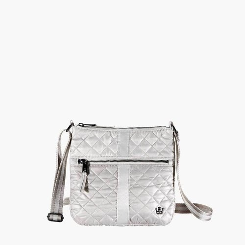 Kitchen Sink Cell Crossbody Champagne Colorblock
