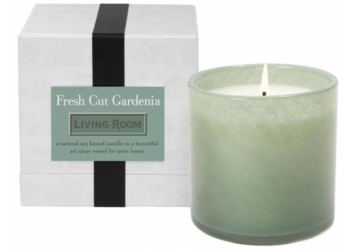 Living Room | Fresh Cut Gardenia Candle