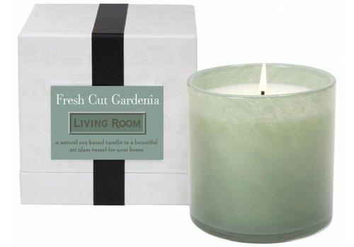 Living Room | Fresh Cut Gardenia Candle