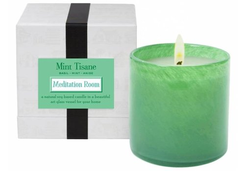 Meditation Room | Mint Tisane Candle