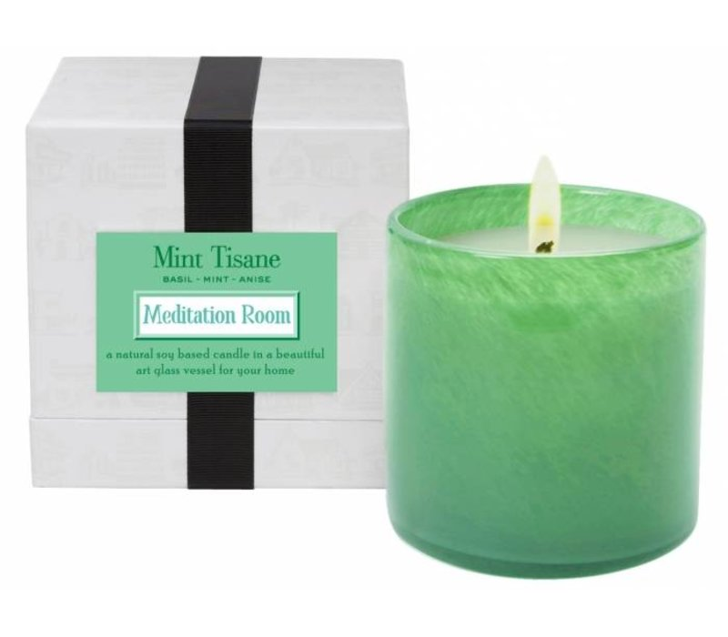 Meditation Room | Mint Tisane Candle