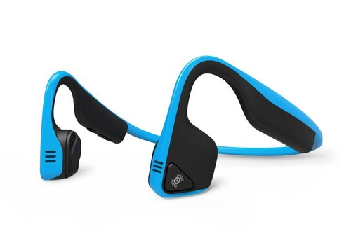 Aftershokz Wireless Trekz Titanium Headphones - Ocean Blue