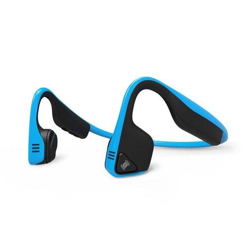 Wireless Trekz Titanium Headphones - Ocean Blue
